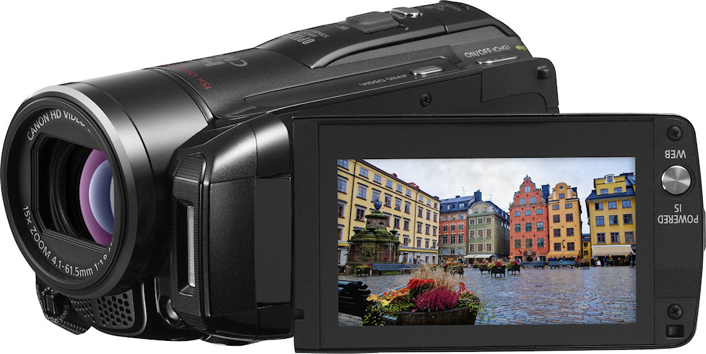 Canon vixia hf r40 hd camcorder overview - how-to-diyorg plumbing, flooring, roofing, diy ponds, build a deck