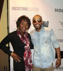 Drumma Boy Fresh did an amazing job (as always) developing the scores for the movie.