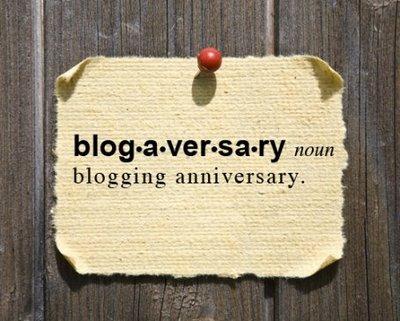 blogaversary sign